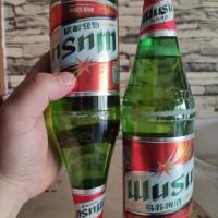 新疆,阿克苏总厂乌苏啤